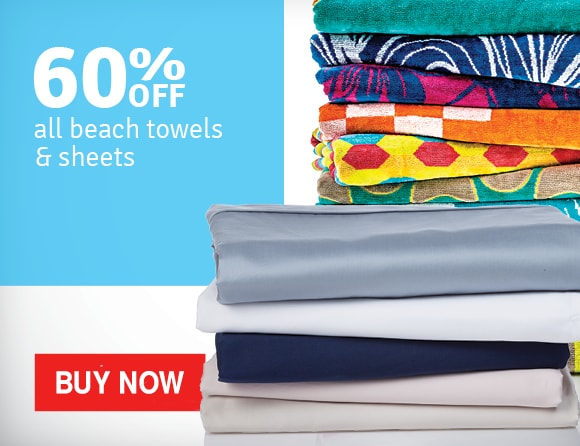 bed-sheets-and-beach-towels