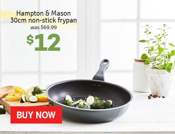 Hampton-And-Mason-30cm-Frypan