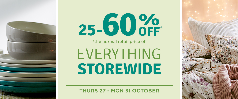 25_60percent_off_everything_storewide_27_30_October_AU