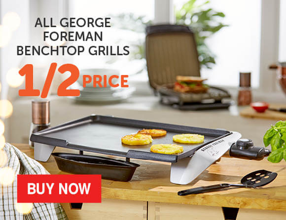 all-geroge-foreman-benchtop-grills