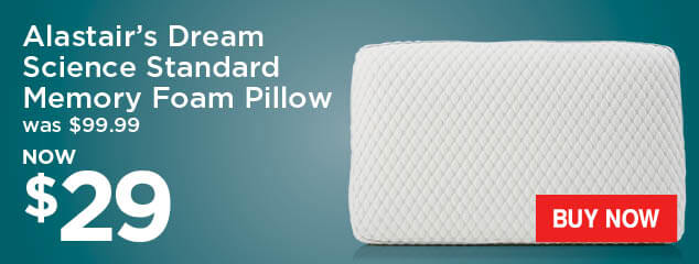 Alastairs-Dream-Science-Memory-Foam-Pillow