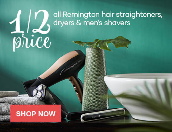 all-remington-hairdryers,-stylers-and-mens-shavers
