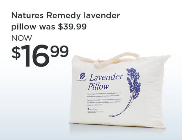 Natures-Remedy-Lavender-Pillow