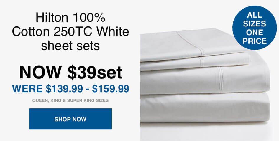 hilton-250tc-100-pc-cotton-sheet-set
