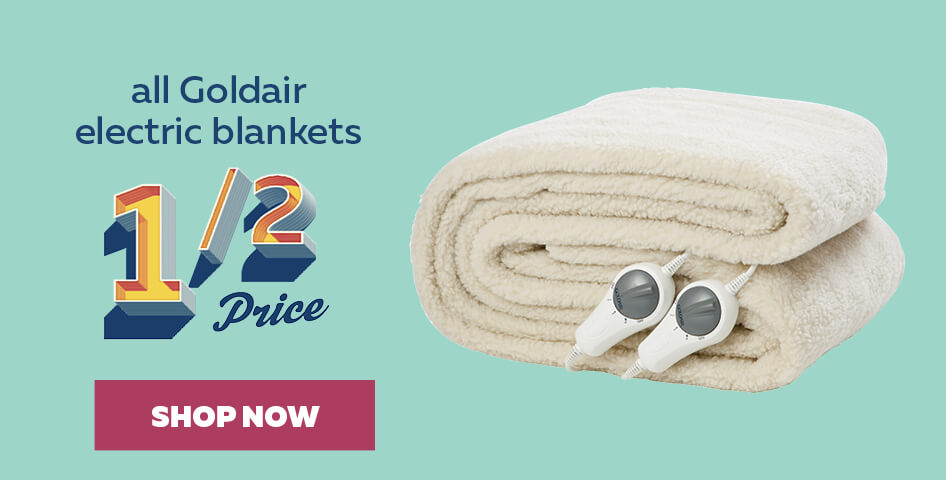 all-goldair-electric-blankets