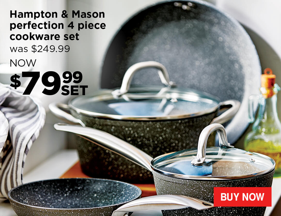 Hampton-And-Mason-Perfection-Non-Stick-Cookware-Set-4Pce